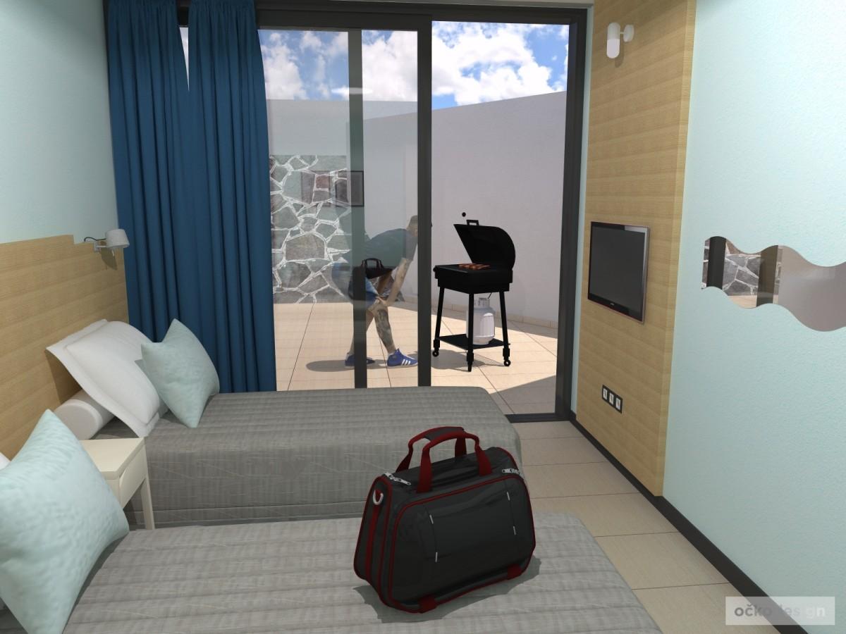 apartmán kanárské ostrovy,návrhy hotelů kaváren,petr molek očkodesign,3d návrhy 03