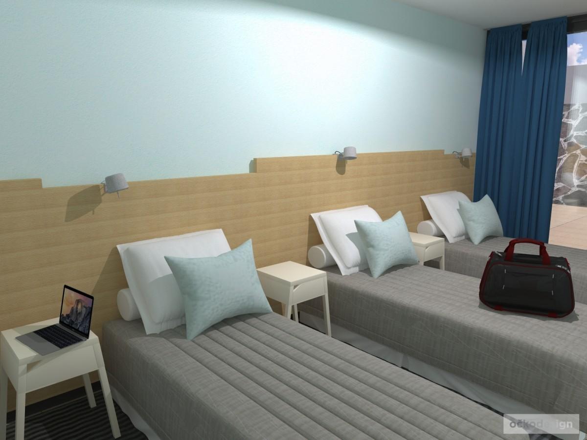 apartmán kanárské ostrovy,návrhy hotelů kaváren,petr molek očkodesign,3d návrhy 04