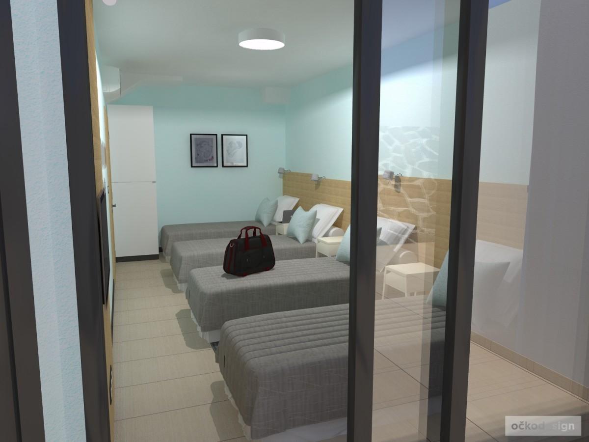 apartmán kanárské ostrovy,návrhy hotelů kaváren,petr molek očkodesign,3d návrhy 07