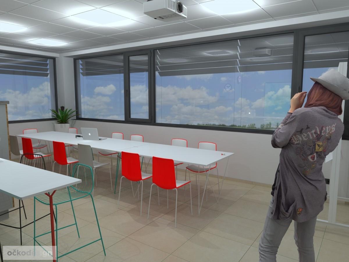design office, design kancelář, návrhy kanceláří, Petr Molek_0