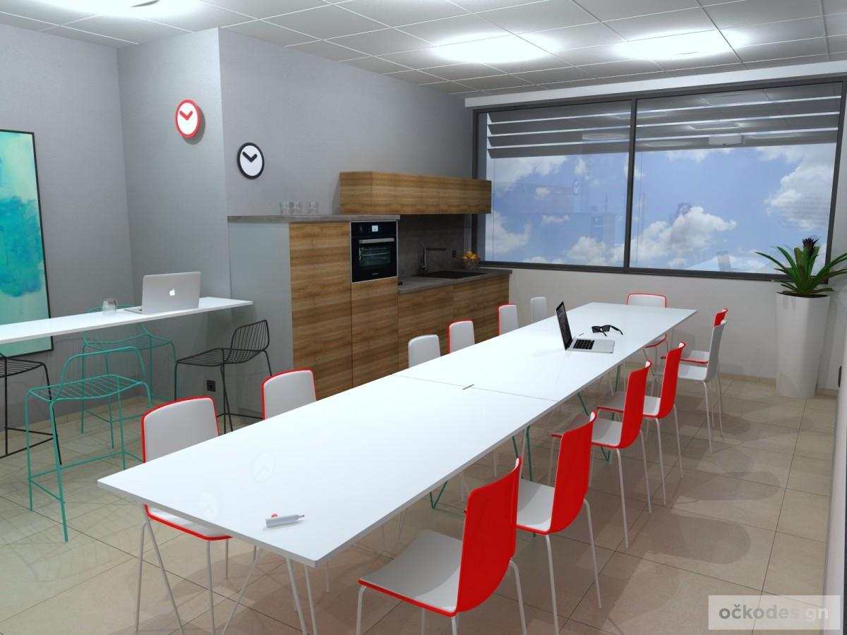 design office, design kancelář, návrhy kanceláří, Petr Molek_2