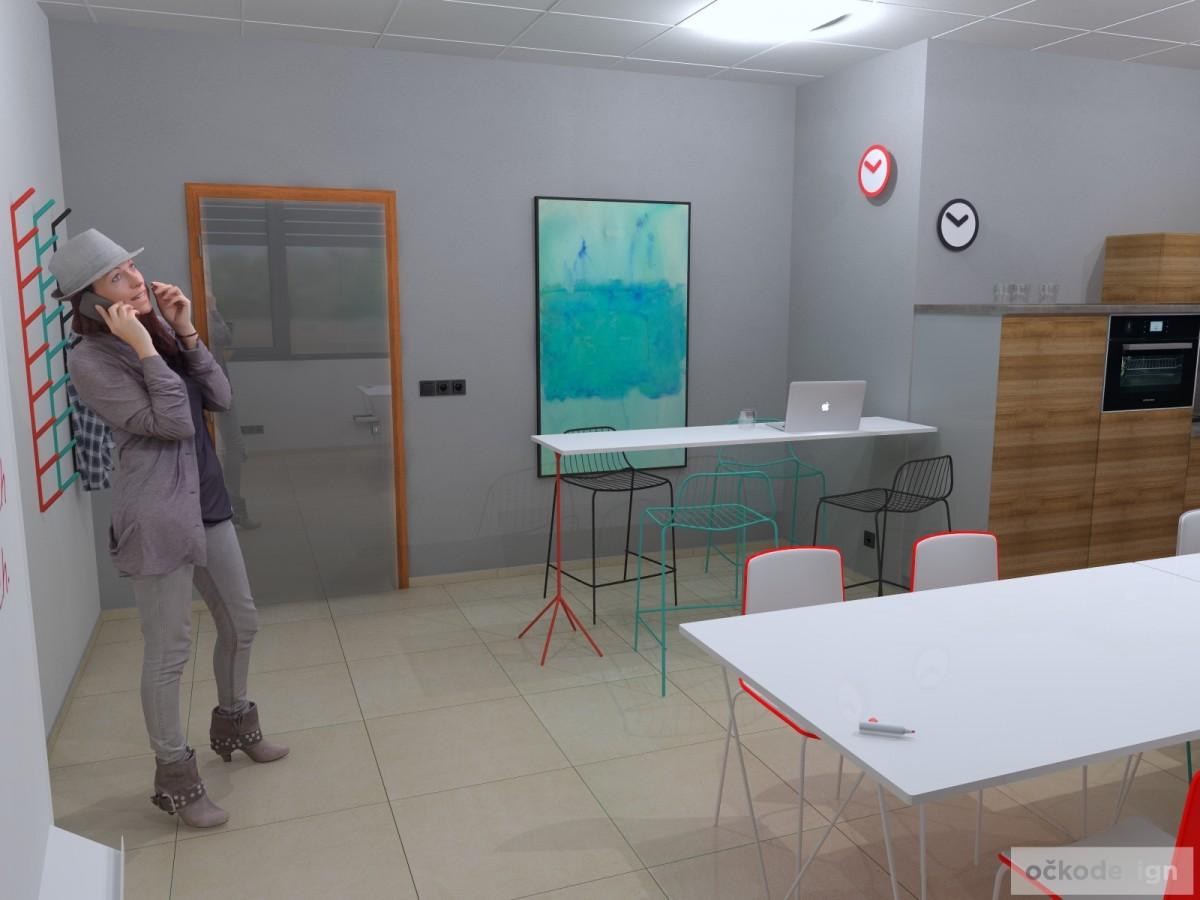 design office, design kancelář, návrhy kanceláří, Petr Molek_3