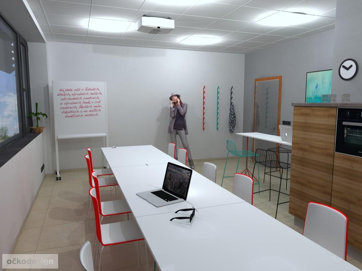 design office, design kancelář, návrhy kanceláří, Petr Molek_6