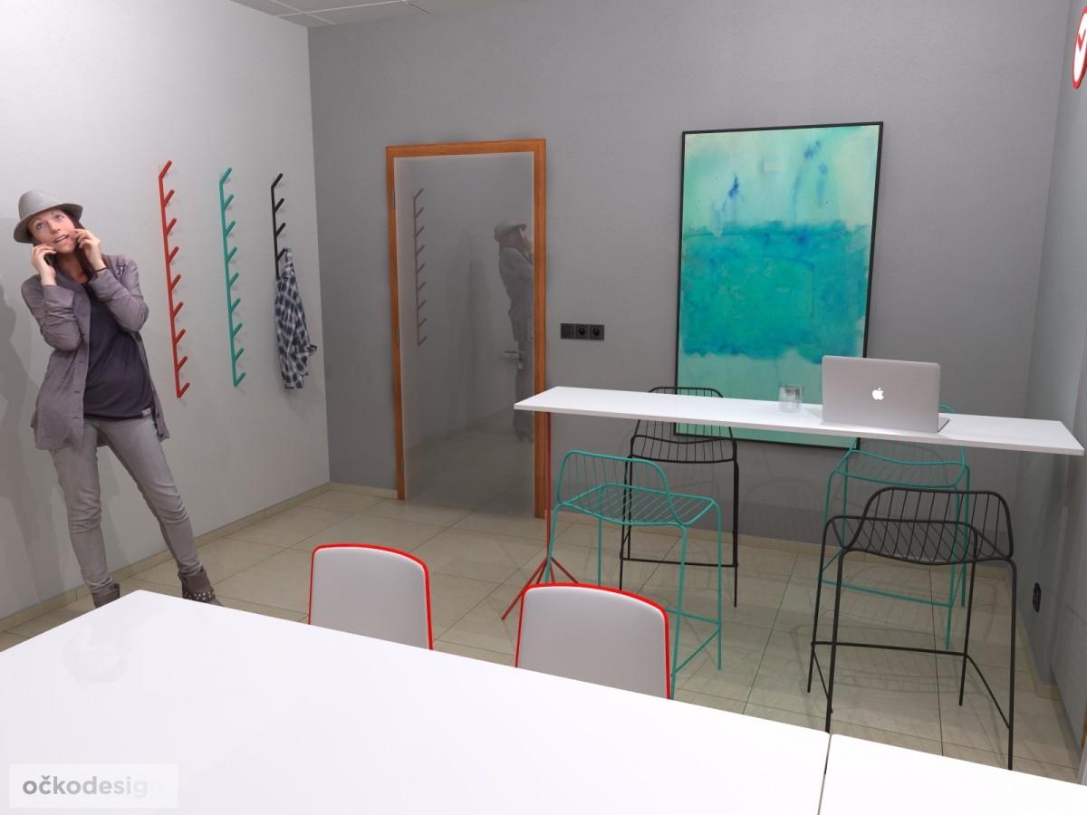design office, design kancelář, návrhy kanceláří, Petr Molek_8