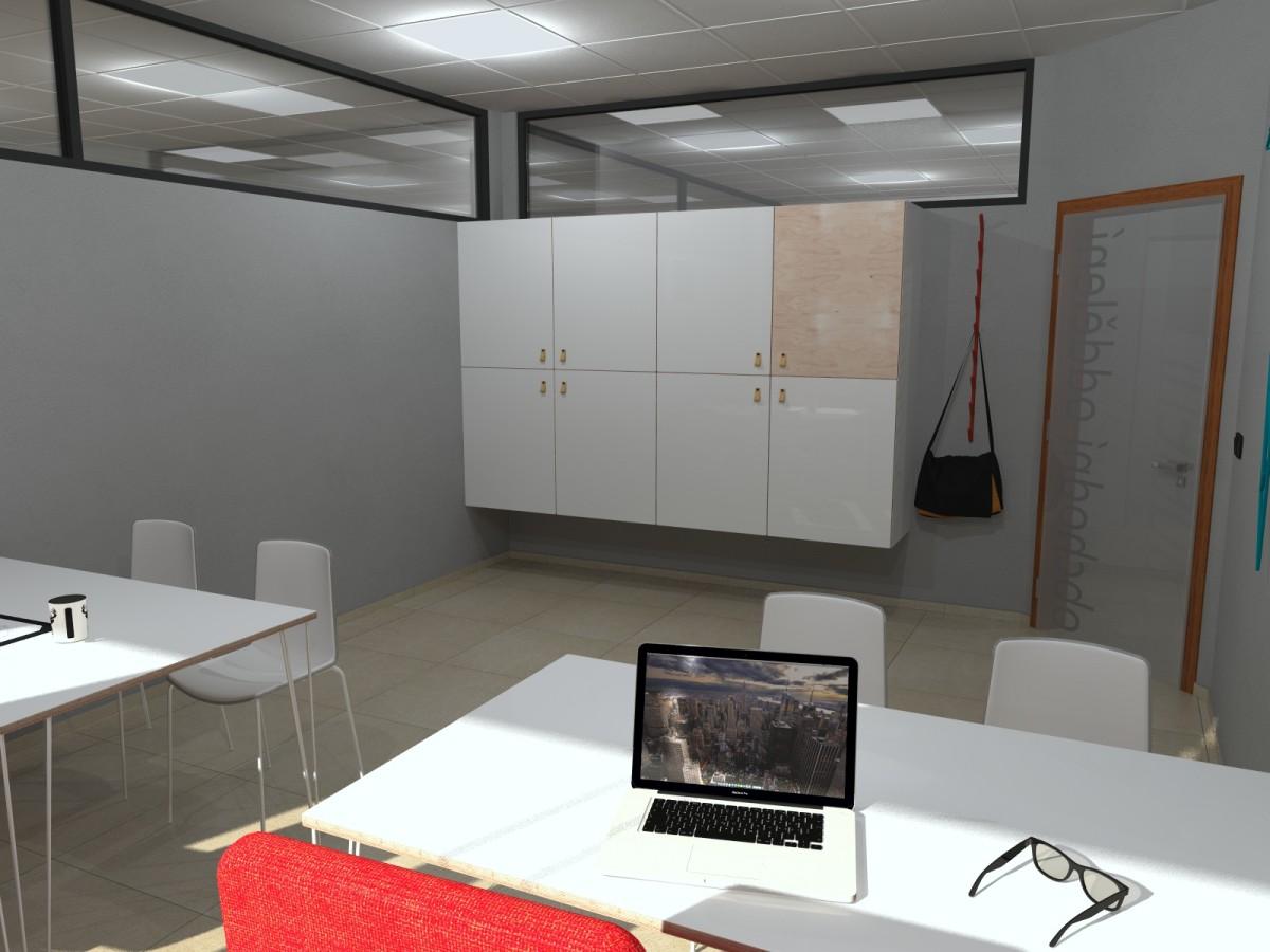 design office, smart office, designová kancelář, moderní interiéry,Petr Molek designer_7