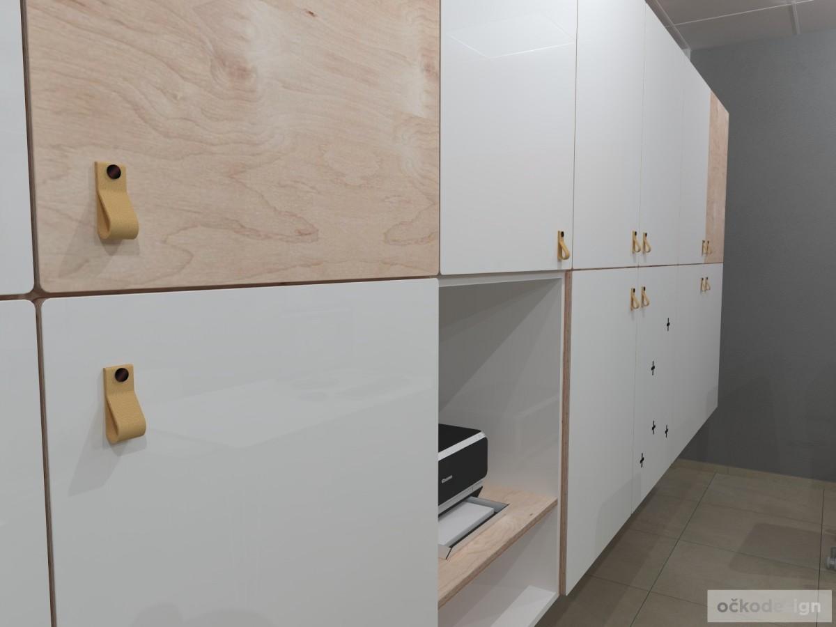 Designové kanceláře, moderní interiéry, moderní kancelář, návrhy komerčních, Petr Molek_11