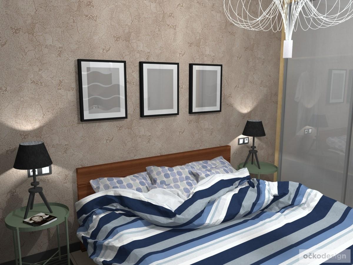 designový apartmán Kanárské ostrovy, Petr Molek designer,Moderní Apartmány u moře, návrhy hotelů 03