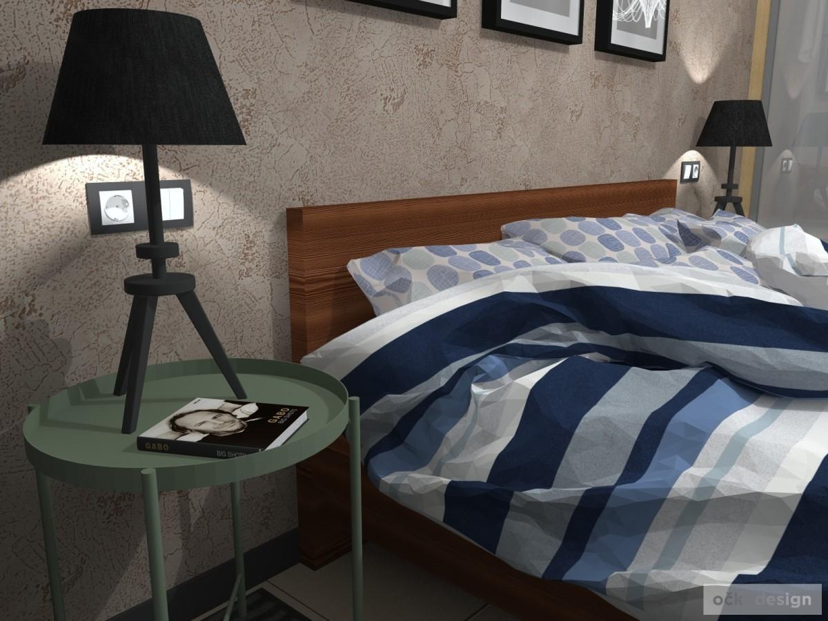 designový apartmán Kanárské ostrovy, Petr Molek designer,Moderní Apartmány u moře, návrhy hotelů 05
