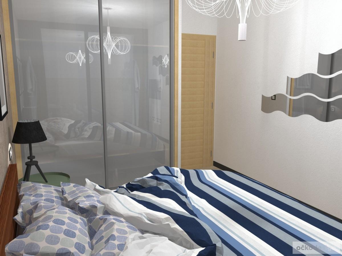 designový apartmán Kanárské ostrovy, Petr Molek designer,Moderní Apartmány u moře, návrhy hotelů 07