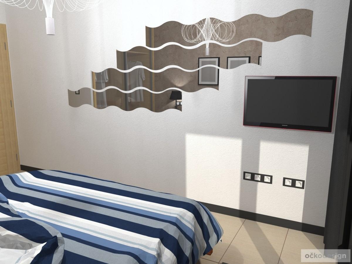 designový apartmán Kanárské ostrovy, Petr Molek designer,Moderní Apartmány u moře, návrhy hotelů 08
