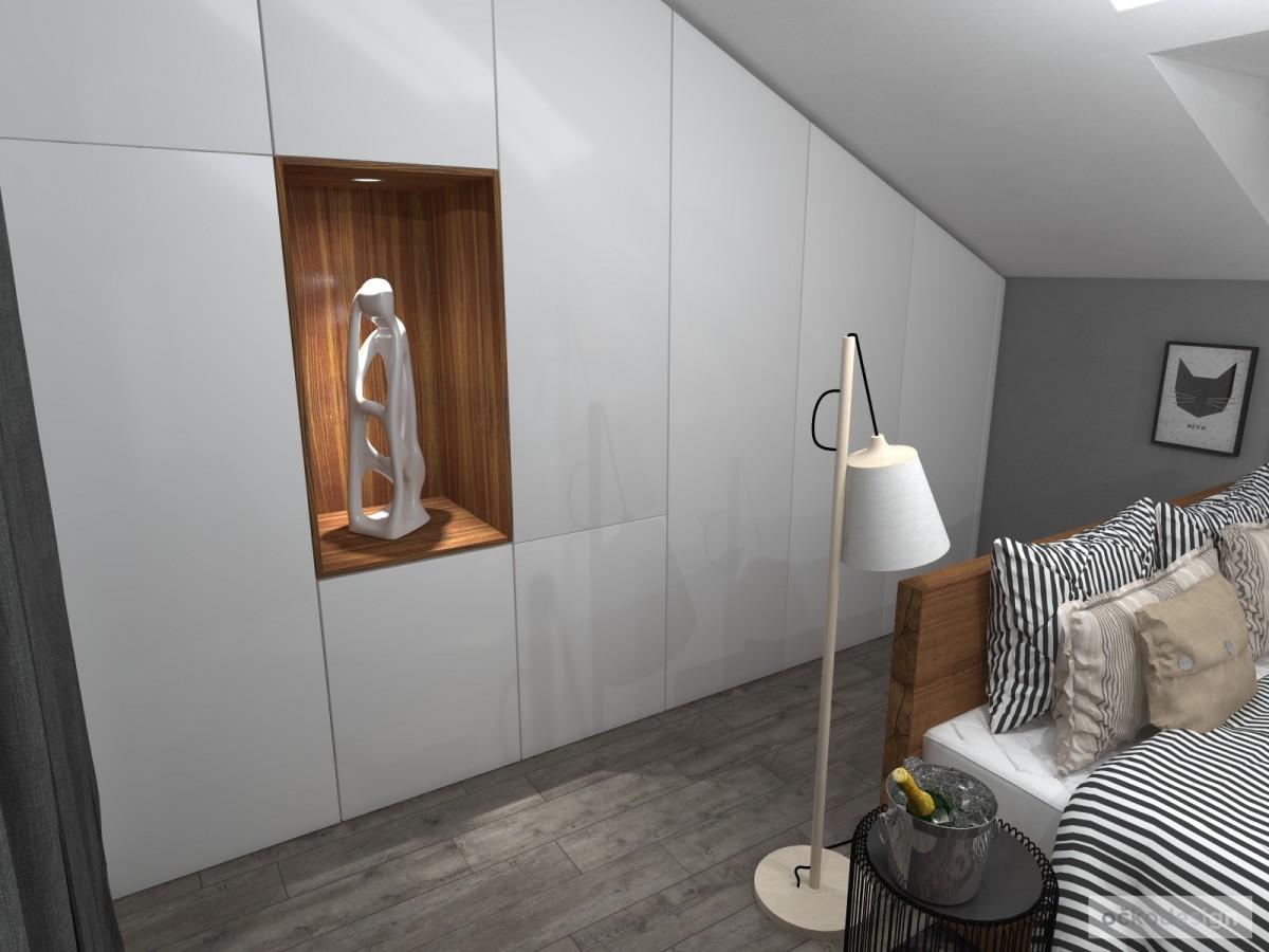 Luxusní ložnice,designová ložnice, design badroom,ložnice mezonet, loftové bydlení_03