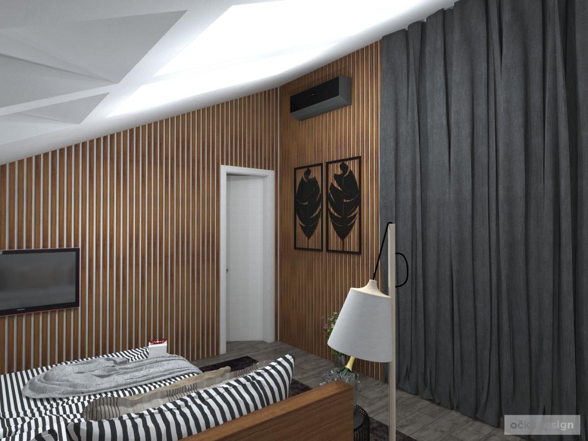 Luxusní ložnice,designová ložnice, design badroom,ložnice mezonet, loftové bydlení_06