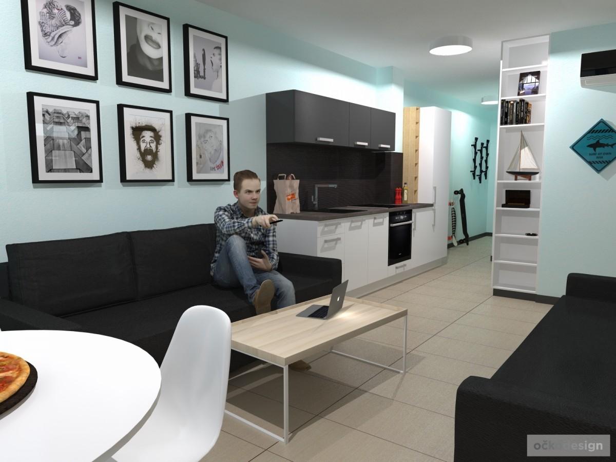 Návrhy interiérů,návrhy hotelů kaváren,Petr Molek očkodesign,u moře 0