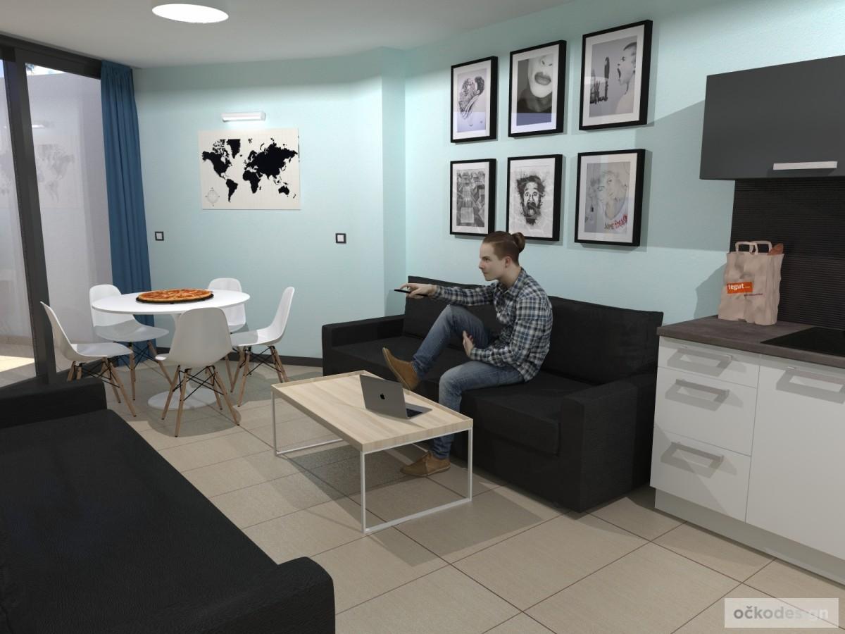 Návrhy interiérů,návrhy hotelů kaváren,Petr Molek očkodesign,u moře 11