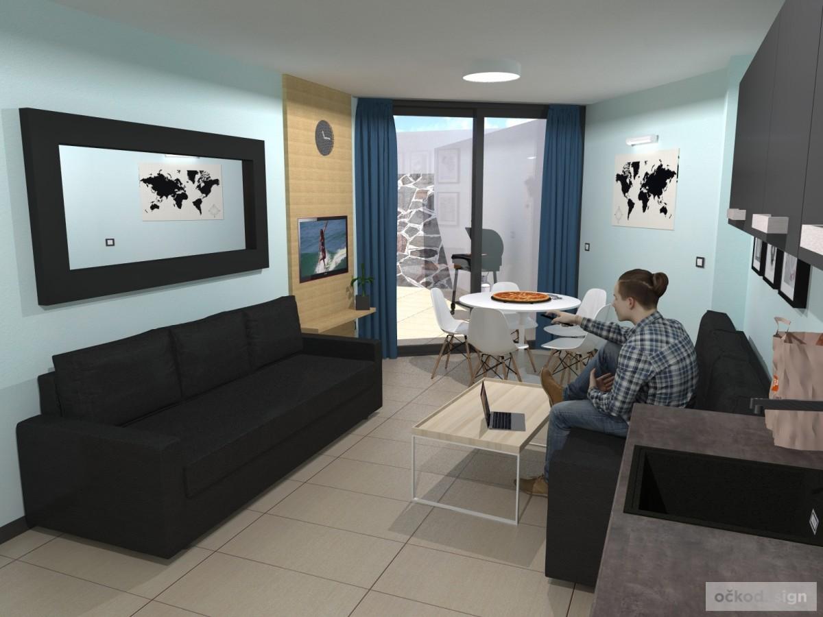 Návrhy interiérů,návrhy hotelů kaváren,Petr Molek očkodesign,u moře 8
