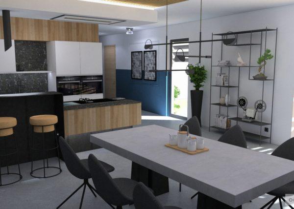 art interior, architecture, architektura, interiérový design, petr molek, očkodesign,interiér plný umění, návrh interiéru